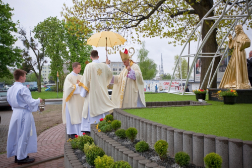 Poświęcenie kościoła 28.04.2019
